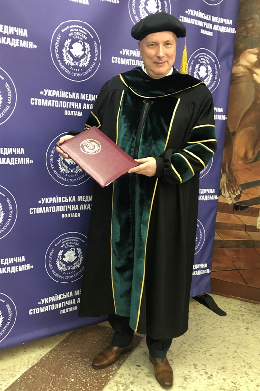 VALIULIS 1 POLTAVA UNIVERSITY PROFESSOR HONORIS CAUSA 2019 10 31